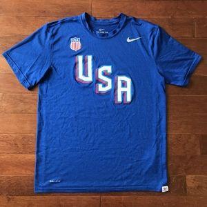 Nike Dri-Fit USA Tee
